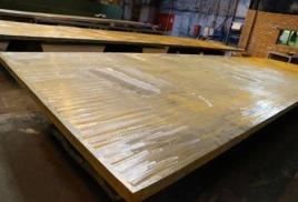 Износостойкая сталь С500 превосходит хардокс, износостойкие стали